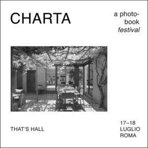 Charta: a photo-book festival nel cuore di San Lorenzo
